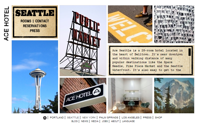 Seattle Hotels   Ace Hotel