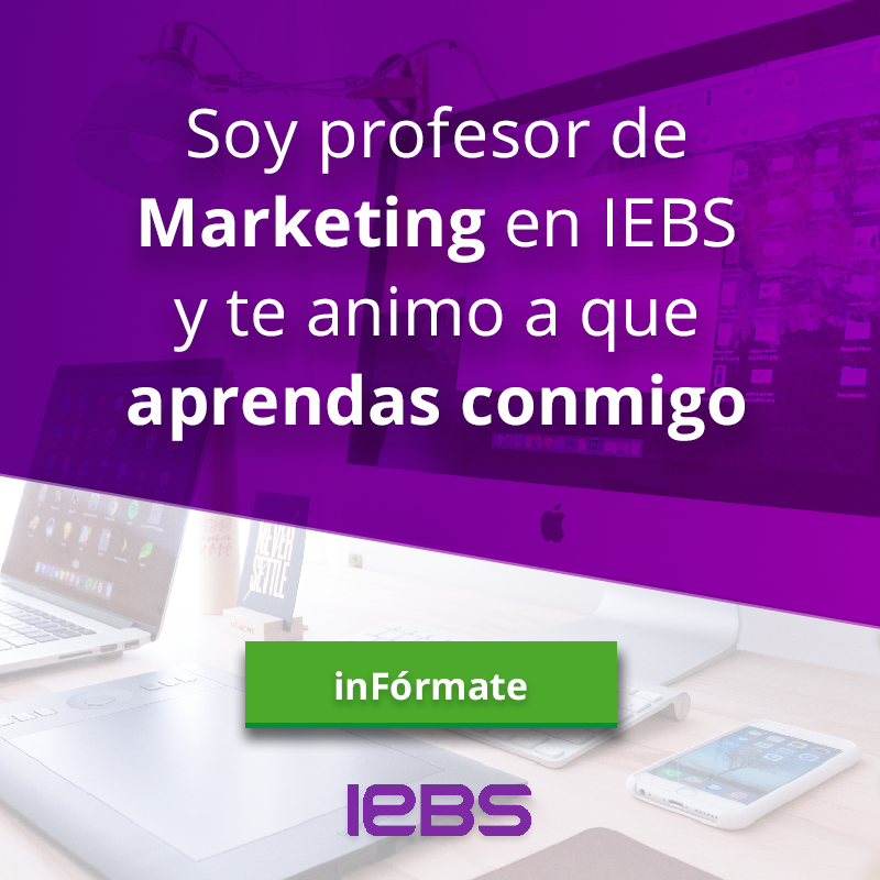 Profesor de Marketing